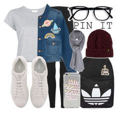 """""""Pin It//"""" by tell-me-pretty-lies ❤ liked on Polyvore featuring Yeezy by Kanye West, RE/DONE, Monki, Fendi, Georgia Perry, Stay Home Club, Topshop, ban.do, Dr. Martens and Care By Me"""