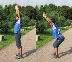 猫背直して伸び伸びラン フォーム改善エクササイズ ランニングインストラクター 斉藤太郎