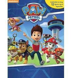 PAW PATROL aktivitetsbog