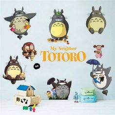 Toys & Hobbies Hot Japanese Totoro Action Figure Toys Anime Pvc Night Light Flashing Toys Sleeping Lamp Light Children Kids Gift Products Are Sold Without Limitations