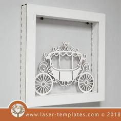 This ready-to-go Elegant Carriage Frame is perfect for laser cutting. Try something new and create unique products suitable for Interior Decorating, Birthday Gifts, Special Occasion Gifts and so on. Try Something New, Laser Engraving, Laser Cutting, Wood Crafts, Birthday Gifts, How To Draw Hands, Interior Decorating, Templates, Elegant