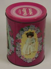 VERY Rare Vintage Quality Street Mackintosh 2lb Sweet Tin with pictures of dolls