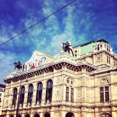 Staatsoper in Wien, Wien - chamber orchestra. Italy Summer, Summer 2016, Vienna State Opera, Beautiful Places In The World, Summer Travel, Slovenia, Orchestra, Austria, Venice