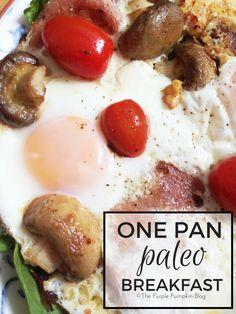 One Pan Paleo Breakfast
