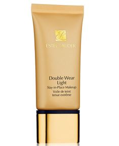Estée Lauder Double Wear Light Stay-in-Place Makeup - Been using it for years.  Great coverage and natural look.