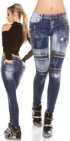 Superbe jeans très tendance cette année!