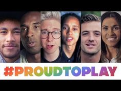 Gay Star News: June 3, 2014 - Gay and straight athletes come together on YouTube for Pride Month