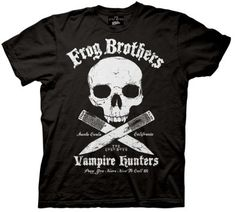 The Lost Boys - Frog Brothers Vampire Hunters T-Shirt