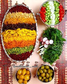 Happy friday Who is ready for one of the most famous Iranian dish? Yummy capture…