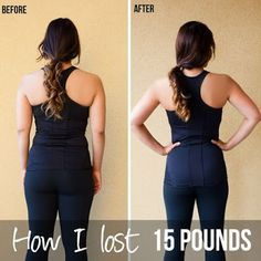 How to Lose 15 Pounds within 3 weeks - weight loss calculator