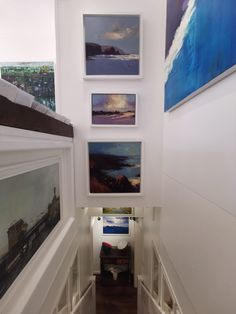 We're delighted to welcome new coastal landscapes from artist Jonathan Smith to the Kellie Miller Arts Gallery!  Jonathan Smith's oil paintings are inspired from time spent on the West coast of the Isle of Lewis in the Hebrides, walking on the bays and headlands where the croftlands meet the Atlantic.  #artinspiredbynature #oilpaintings   Enquire by emailing: gallery@kelliemillerarts.com or by visiting our Brighton gallery at 20 Market Street Oil Paintings, Landscape Paintings, Landscapes, Jonathan Smith, Bays, International Artist, Texture Painting, Will Smith, Art Forms
