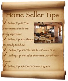 Top 10 Home Seller Tips [From Real Estate Professional] ✦ Don't miss Selling Tip #8: Light It Up... #Lighting
