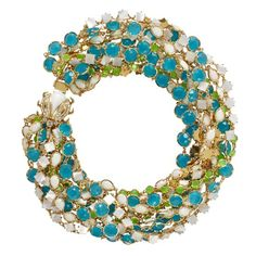 KATE SPADE CALEDONIA TWISTED NECKLACE @Susy Castillo