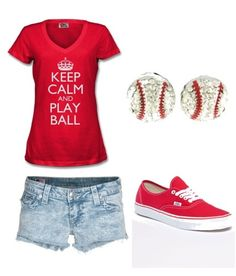 Cute summer outfit;) but might have to sub some TOMS for the vans:)
