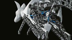 Conozca lo más avanzado en robótica en el planeta: Festo @alvarodabril
