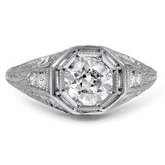 Platinum  The Maximina Ring from Brilliant Earth