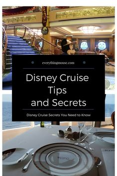 Want to know the very best Disney cruise tips and secrets? Sailing on your first Disney cruise and wondering how to make the most of your vacation? Your first Disney cruise can be rather daunting. Disney Halloween Cruise, Disney Dream Cruise, Disney Cruise Tips, Best Cruise, Cruise Travel, Cruise Vacation, Disney Travel, Cruise Europe, Cruise Checklist