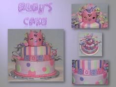 Ruby dedication day princess cake | Flickr - Photo Sharing!
