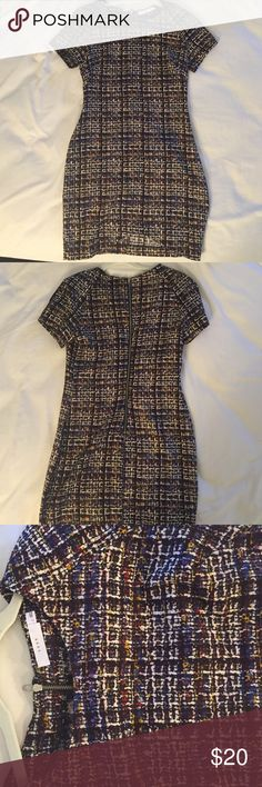Lush pattern dress Lush pattern dress in women's small, in excellent condition, only used once. 100% polyester Lush Dresses Mini
