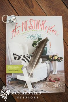 The Nesting Place book review | miss mustard seed