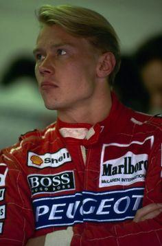 Mika Hakkinen 1994