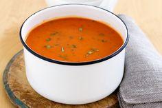 Roasted capsicum soup main image
