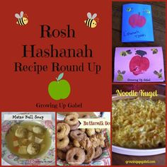 I don't celebrate Rosh Hashanah personally, but some of these recipes look pretty awesome!