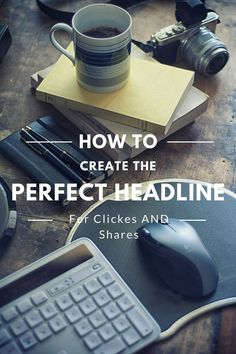One headline can make or break the success of your content. Writing headlines can be learned, your marketing success will be proof of your skill.