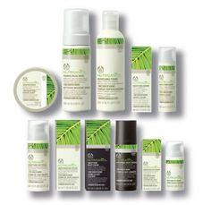 The Body Shop's Nutriganics Certified Organic Skincare