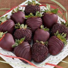 Frutas Bañadas | Chocodelivery | Feria Central