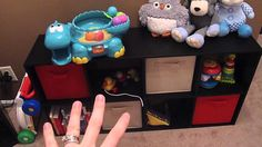 Budget Organization: Playroom (How to organize a playroom) (+playlist)
