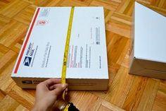 DIY Paper Containers From Cardboard Box DIY Paper Containers From Cardboard Box : 5 Steps – Instructables Scrapbook Paper Organization, Scrapbook Paper Storage, Craft Paper Storage, 12x12 Scrapbook Paper, Diy Storage Boxes, How To Make Scrapbook, Scrapbooking, Craft Organization, Storage Ideas