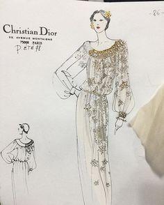Every woman is a princess. - CHRISTIAN DIOR - Fashion Illustrations summer 1978. 🌹👸🏻🌹 #paris #dior #dioraddict #fashionillustration #fashioninspiration #fashionista #fashionblog #fashionblogger #parisfashionvintage #instamood #instablog #instablogger #ootd #fashiondesigner #instadaily #instagramer #instafashion #fashionstylist #princess #vintage #vintageshop #boho #gypsy #hippie #hippiechic #parismonamour #mariagraziachiuri #parisjetaime
