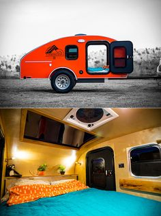 Timberleaf Camping Trailer