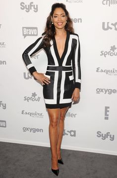 Gina Torres -  her longest reoccurring role on a hit television series has been as Jessica Pearson on Suits