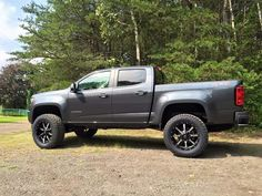 2016 Chevrolet Colorado Lifted Chevy Trucks