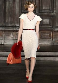 LWren Scott Collection Fall Winter 2012 2013 - #40s