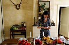 Summer Tablescape. Entertaining tips. #Cointreau #Cointreausoiree