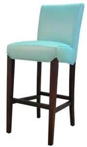 Turquoise Leather Bar Stools - Bing images