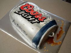 Image detail for -Bottle of Beer Cake Made of Sweets | Cakes Made Of Sweets - Call FREE ...
