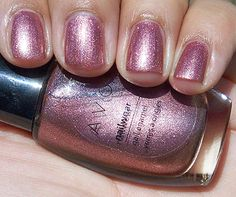 Avon Nailwear Polish in Rave (I just ordered this. It's so lovely!)