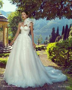 Natalia Vasiliev 2015 Wedding Dress