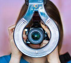 flash adapt, ring light photography, ring flash, gear, dslr cameras, photojojo ring, gift idea, christmas gifts, photographi