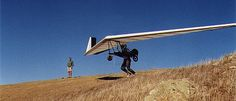 hang glider experimental - Google Search Air Chair, Hang Gliding, Rappelling, Military Humor, Snow Skiing, Skydiving, Water Crafts, Spacecraft, Rafting
