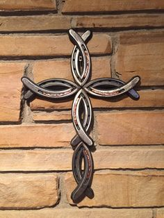 Hey, I found this really awesome Etsy listing at https://www.etsy.com/listing/256863199/horseshoe-cross