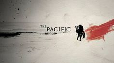 The Pacific @Robert McNee I love the design of this cover.