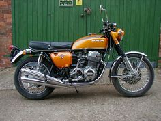1971 Honda CB750K1 - really, really wanted one of these