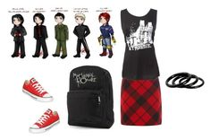 """My Chemical Romance outfit I love MCR"" by kzjkv ❤ liked on Polyvore"