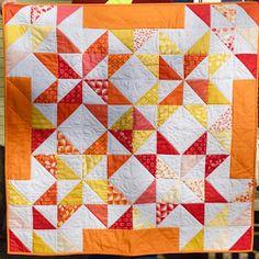 Sunny stars   40 inches square   machine pieced and quilted on my Juki with Aurifil thread     One big finish to share here today:   th...