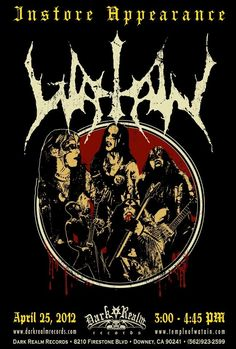[Watain] Sweden